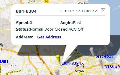 GPS Tracker in Qatar