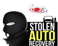 stolen vehicle recovery