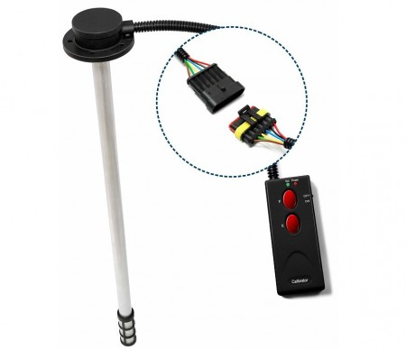 Capacitive Fuel Sensor