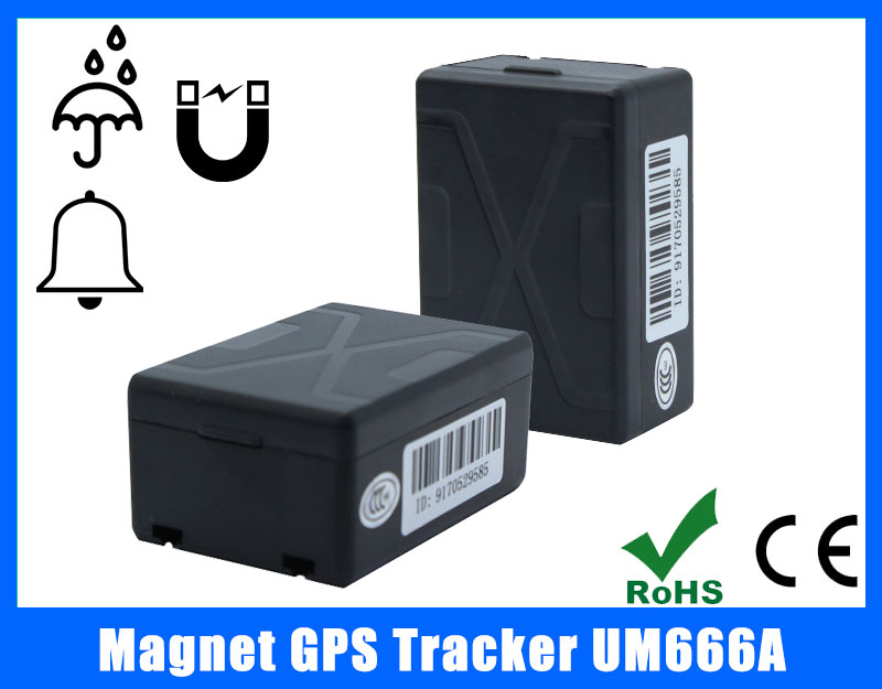 wireless magnetic gps tracker