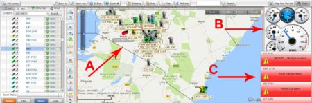 gps tracker kenya