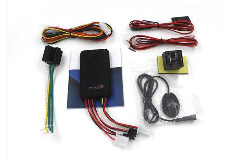 TK100 gps tracker
