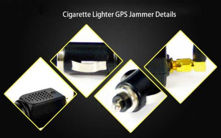 cigarette lighter gps jammer