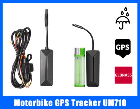 motorbike gps tracker