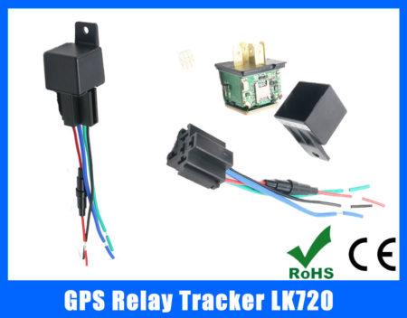gps relay lk720