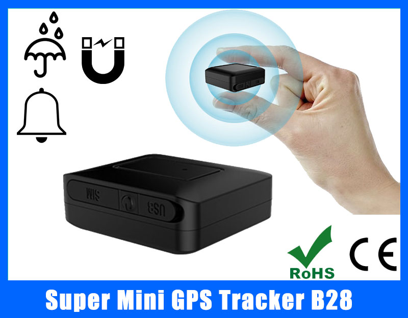 mini gps personal tracker b28