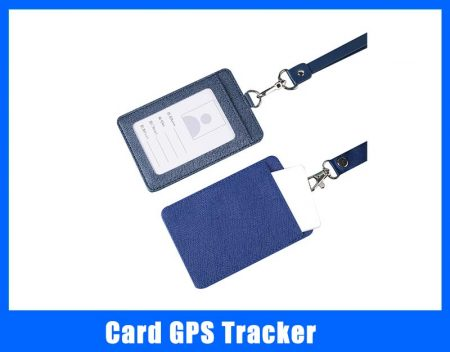 id card gps tracker