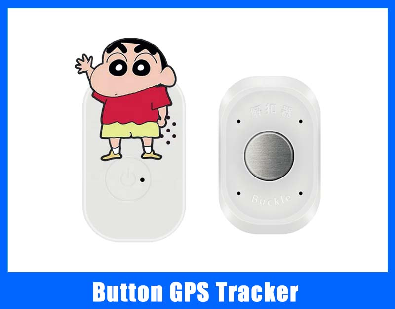 button gps tracker