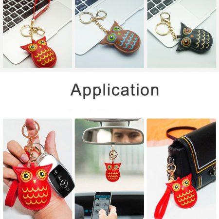 keychain gps tracker