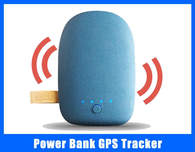 power bank gps tracker