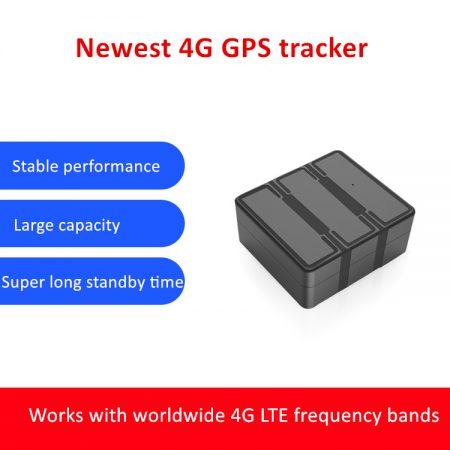 4g magnet gps tracker