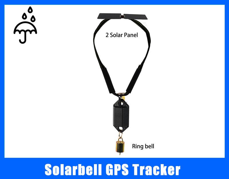 solar power gps tracker